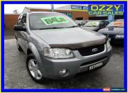 2006 Ford Territory SY TS (4x4) Grey Automatic 6sp A Wagon for Sale