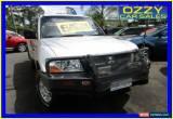 Classic 2003 Mitsubishi Pajero NP GLX LWB (4x4) Silver Manual 5sp M Wagon for Sale