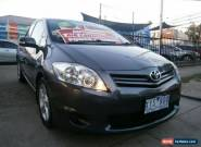 2010 Toyota Corolla ZRE152R MY10 Conquest Black Automatic 4sp A Hatchback for Sale