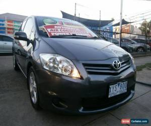 Classic 2010 Toyota Corolla ZRE152R MY10 Conquest Black Automatic 4sp A Hatchback for Sale