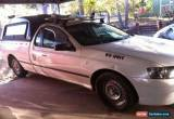 Classic BA FORD UTE 3 SEATER AUTO for Sale