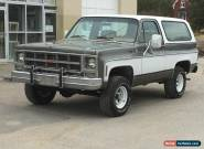 1979 GMC Jimmy for Sale