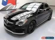 2015 Mercedes-Benz CLA-Class Base Sedan 4-Door for Sale