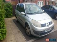 2006 Renault Grand Scenic 7 seats 1.9 dci 130 for Sale