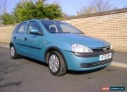 Vauxhall Corsa Club 1.2 16v -  2002 for Sale