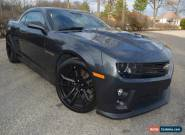 2015 Chevrolet Camaro ZL1-EDITION(MANUAL)   Coupe 2-Door for Sale