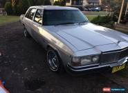 holden statesman wb for Sale