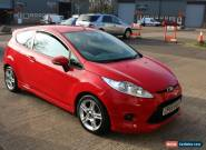 2010 Ford Fiesta Zetec S 1.6  petrol 3dr 2 owners 51155miles for Sale