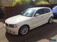 BMW 1 series 118d M sport 5 door 2011 for Sale