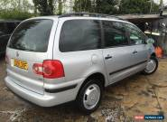 2008 VOLKSWAGEN SHARAN SE TDI 115 AUTO CLEAN CAR NICE SPEC 7 SEATS, PARKING SENS for Sale