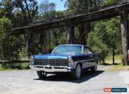 1967 Ford Galaxie 500 2 door pillarless coupe for Sale