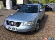 Volkswagen Passat 1.9 TDI Estate 04 plate  for Sale