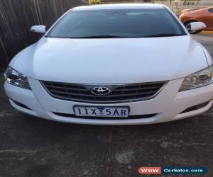 Classic 2007 toyota aurion for Sale