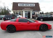 2001 Chevrolet Corvette Base 2dr Coupe for Sale