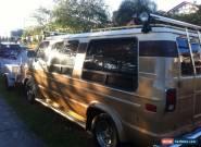 1987 Dodge Ram Van B250 Family Wagon for Sale