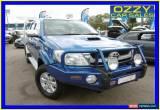 Classic 2009 Toyota Hilux KUN26R 08 Upgrade SR5 (4x4) Blue Automatic 4sp A for Sale