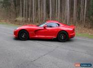 2015 Dodge Viper GT Coupe 2-Door for Sale