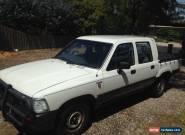 Toyota HiLux 1996 Dual Cab Auto-SR5 for Sale