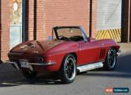 1965 Chevrolet Corvette Base Convertible 2-Door for Sale