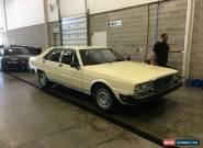 Maserati: Quattroporte Quattroporte III for Sale