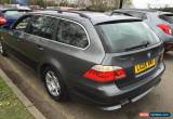 Classic 05 BMW 530D SE TOURING AUTO 1 F/OWNER,LEATHER,WIDESCREEN SAT NAV,PDC 6 SERVCIES for Sale