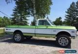 Classic 1972 GMC Sierra 1500 c 10 for Sale