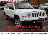 2017 Jeep Patriot for Sale