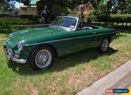 1966 MGB MK1 Convertible  for Sale