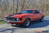 Classic 1970 Ford Mustang 2 DOOR FASTBACK for Sale