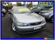 2004 Ford Falcon BA XT Grey Automatic 4sp A Sedan for Sale