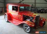 1930 Ford Sedan 2 Door  for Sale