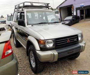 Classic 1997 MITSUBISHI PAJERO GLS 4X4 3.5L 5 SP MANUAL 7 SEATER GREAT FAMILY VEHICLE for Sale