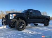 2013 Ford F-350 crew cab for Sale