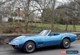Classic 1969 Chevrolet Corvette for Sale
