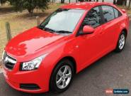 """2010 HOLDEN CRUZE """"EXCEPTIONAL EXAMPLE"""" for Sale"""