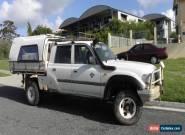 toyota landcruiser dual cab ute for Sale