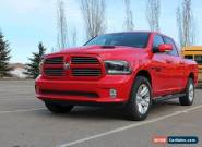 2016 Dodge Ram 1500 LIMITED HEMI SUNROOF NAV 20'S for Sale