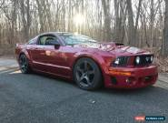 2006 Ford Mustang Roush for Sale
