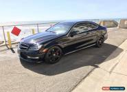 2013 Mercedes-Benz C-Class Base Coupe 2-Door for Sale