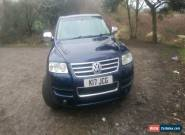 vw touareg altitude v6 3.0 for Sale