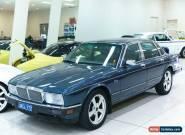 1991 Jaguar XJ6 Blue Automatic 4sp A Sedan for Sale
