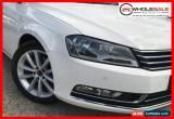 Classic 2011 Volkswagen Passat type 3c 125tdi highline sedan dsg 2.0L DT MY11 White A for Sale