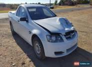 2008 Holden Commodore VE Omega Ute Utility Auto LIGHT DAMAGE REPAIRABLE for Sale