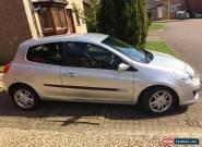 renault clio 1.2 16V Rip curl Hatchback Spares or Repair no MOT for Sale