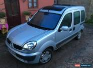 RENAULT KANGOO EXPRESSION 1.6 AUTO, LPG Reciently fitted, Full Length Sun Roof for Sale