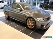 BMW: M4 GTS for Sale