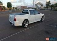 Holden crewman 5.7 litre 2004 white  for Sale