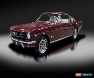 Classic 1965 Ford Mustang Fastback 2+2 for Sale