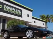 1990 Chevrolet Corvette Base Hatchback 2-Door for Sale