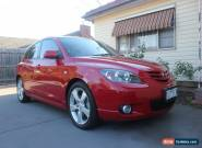 Mazda 3 2004 sp23 with RWC and 12 months Rego for Sale